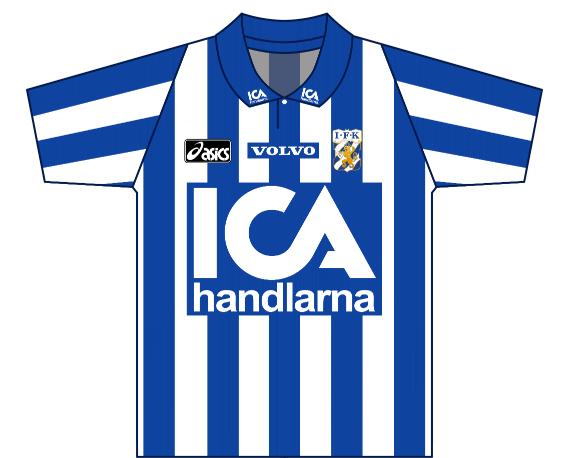 Home kit 1994