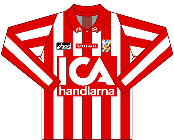 Away kit 1994