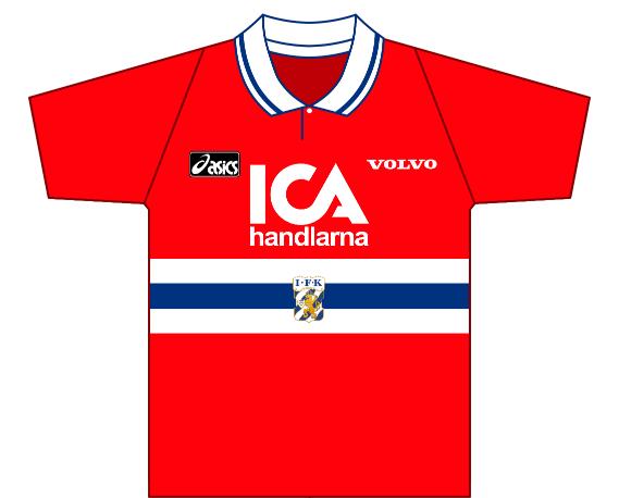 Third kit 1994