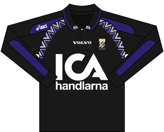 Alternativ målvaktströja 1994