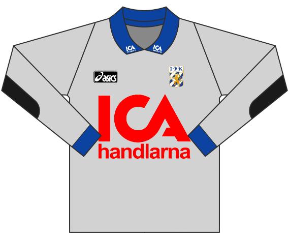 Målvaktströja 1996