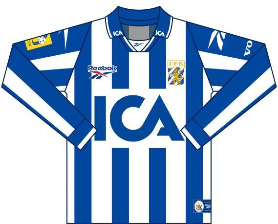 Home kit 1997