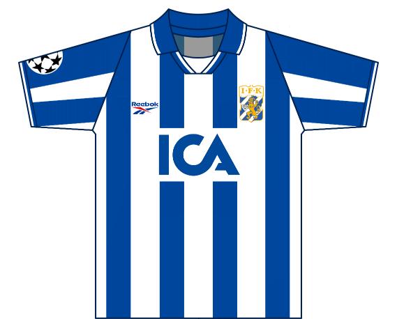 Alternative kit 1997