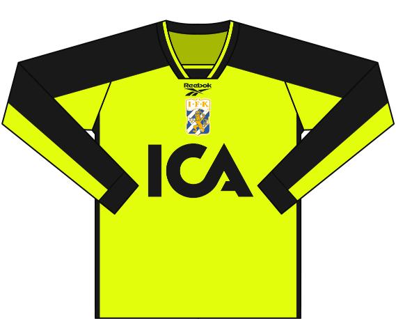 Alternativ målvaktströja 1998