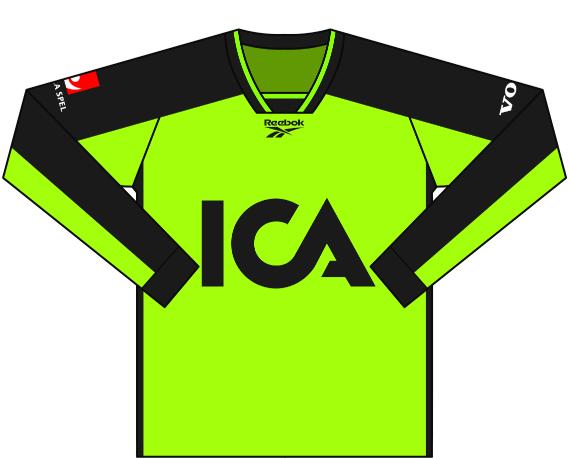 Alternativ målvaktströja 1999
