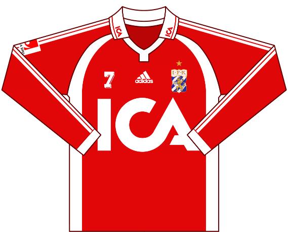 Away kit 2000