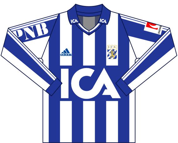 Home kit 2001
