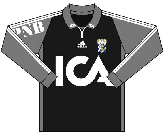 Alternativ målvaktströja 2001