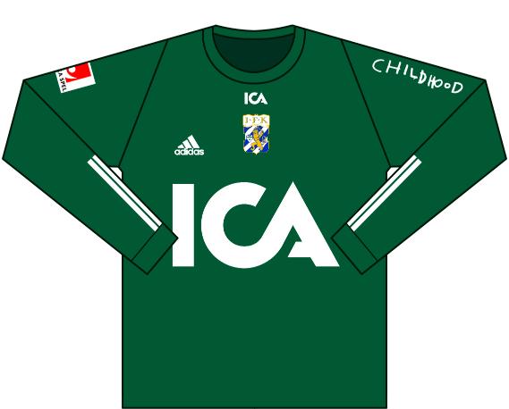 Alternativ målvaktströja 2002