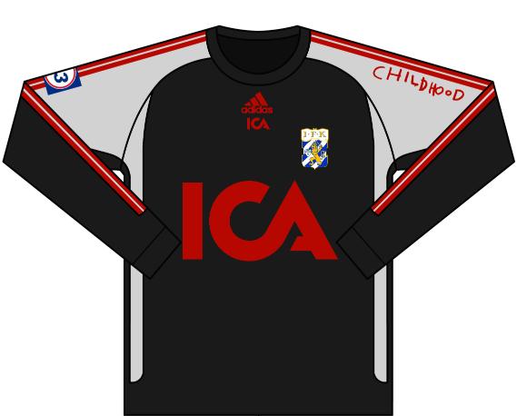 Alternativ målvaktströja 2003
