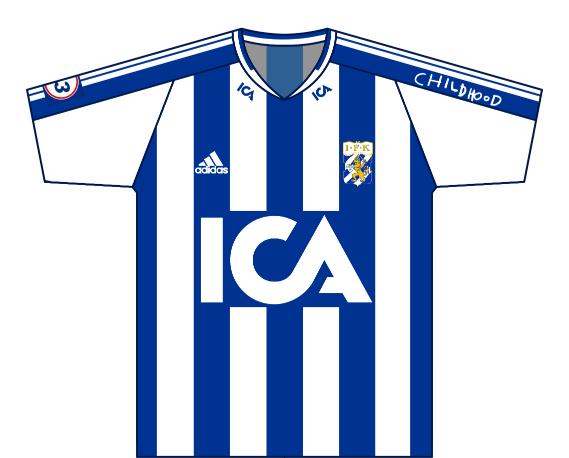 Home kit 2004