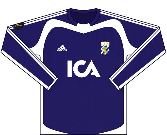 Away kit 2004