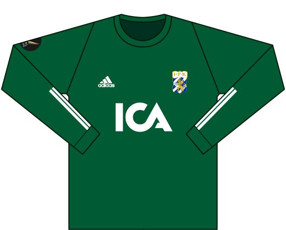 Alternativ målvaktströja 2005