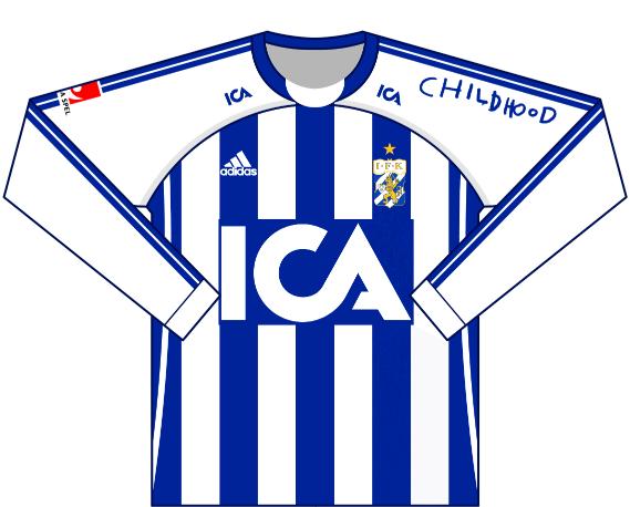 Home kit 2006
