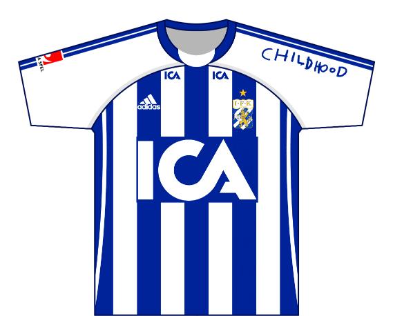 Home kit 2007