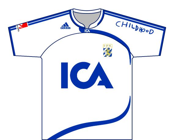 Away kit 2007