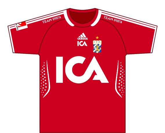 Away kit 2008