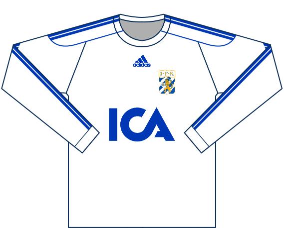 Alternativ målvaktströja 2010