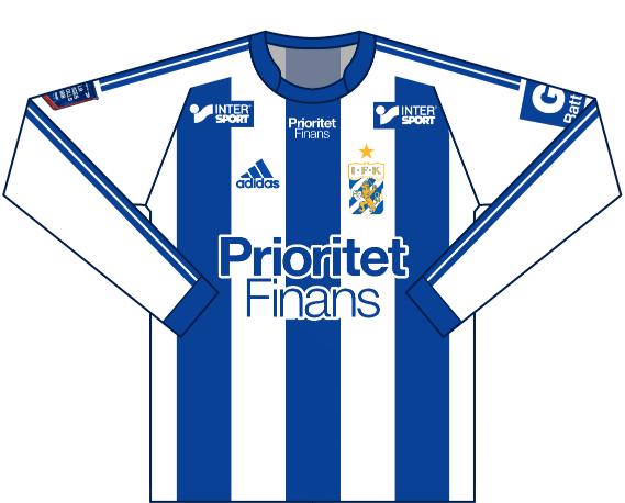 Home kit 2013