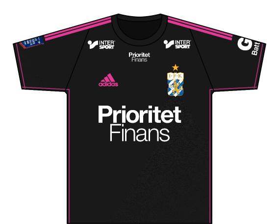 Away kit 2013