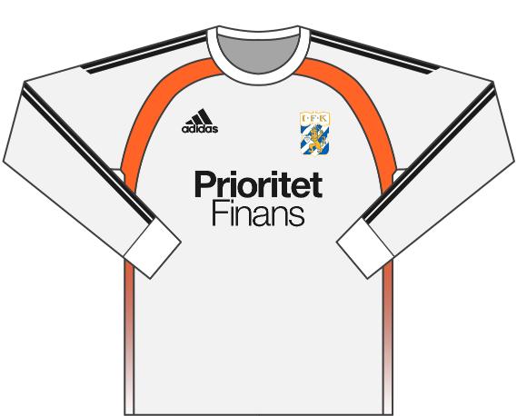 Alternativ målvaktströja 2014