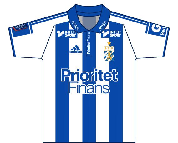 Home kit 2015