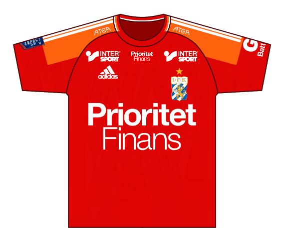 Away kit 2015
