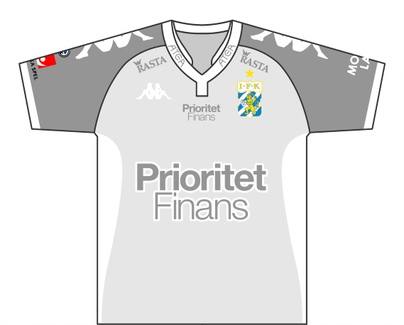Third kit 2016