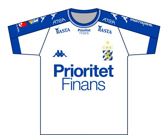 Away kit 2018