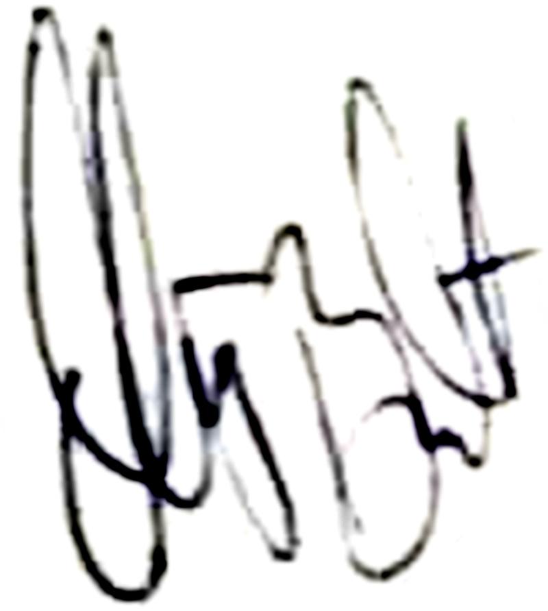 Magnus Wygler (Brunbäck), signatur