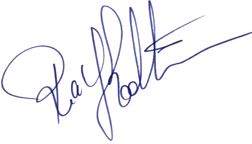 Ralf Edström, signatur