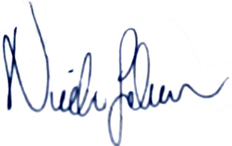 Niclas Galle (Johansson), signatur