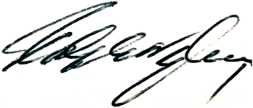 Ralf Nyberg, signatur