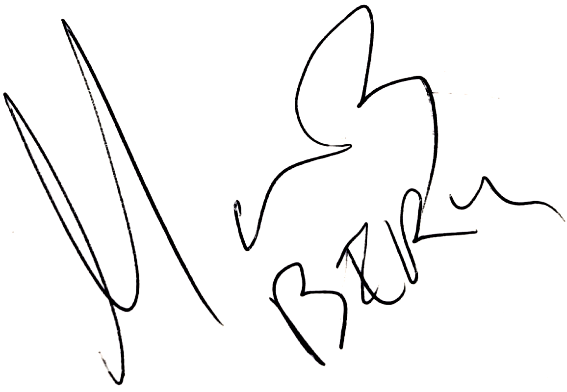 Marcus Berg, signatur