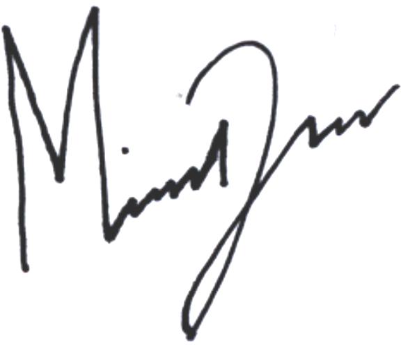 Mikael Dyrestam, signatur