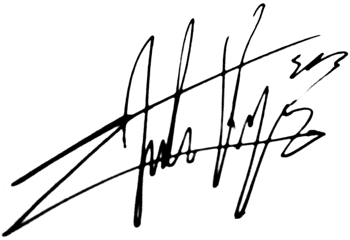 Tommy Lycén, signatur