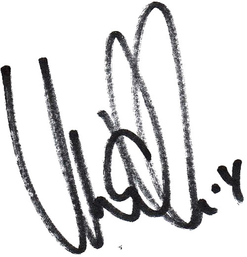 Kjetil Wæhler, signatur