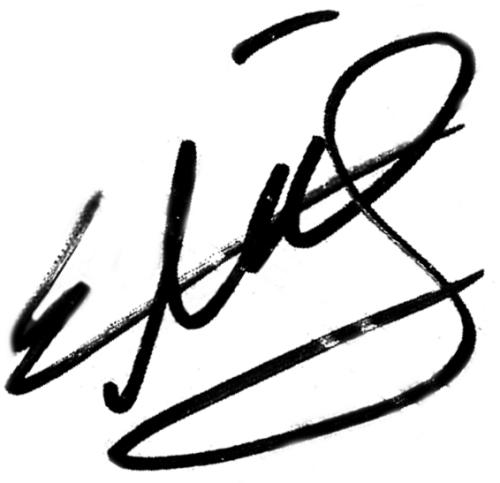 Elías Már Ómarsson, signatur