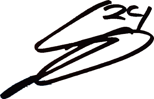 Sebastian Ohlsson, signatur