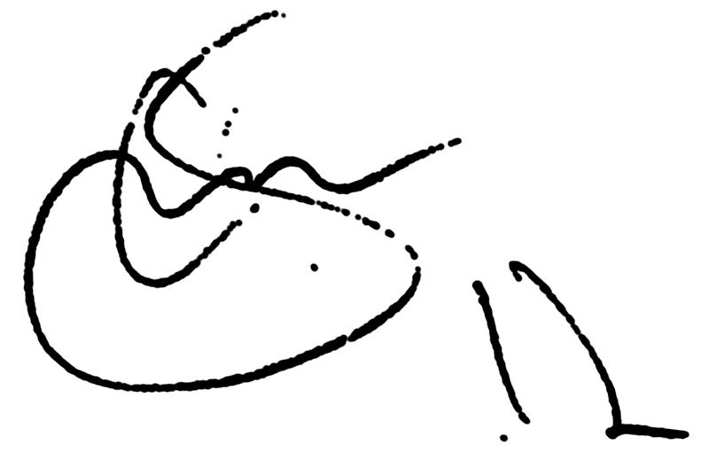 Ole Söderberg, signatur